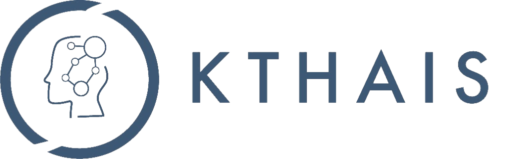Logo of the AI Society at KTH Royal Institute of Technology