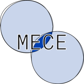 Structure With the MECE Principle – Also for Software Engineers